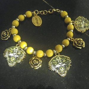 Jewelry - Ed Hardy tiger bracelet